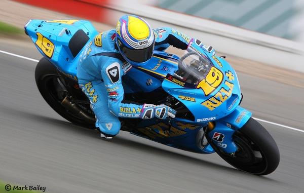#19 Alvaro Bautista MotoGp 2010 by 330bmw