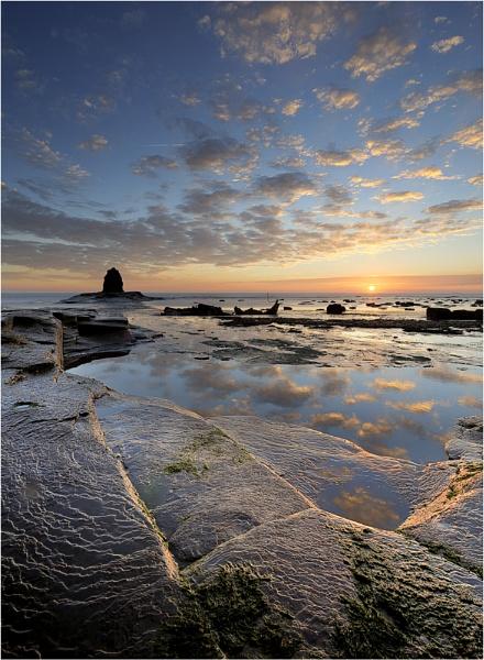 Saltwick Sunrise by iansnowdon