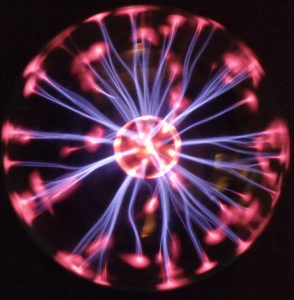 plasma ball by kibp