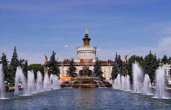 fountain by Evgenya