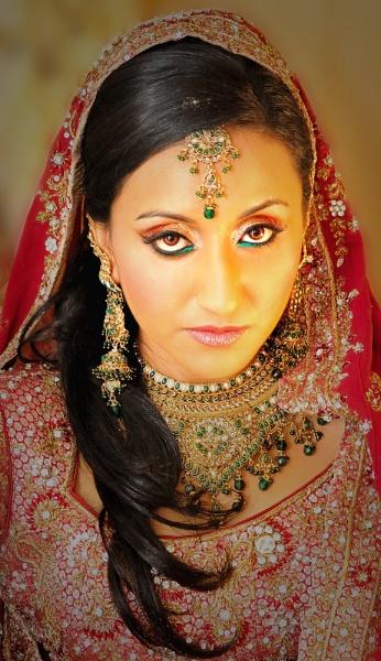 Asian Bride by Bluebiriyani