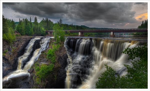 Kakabeka Falls by Jalapeno