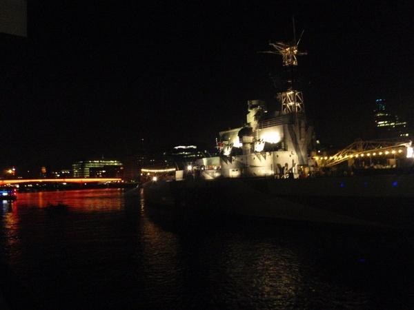 HMS Belfast by jessikerr