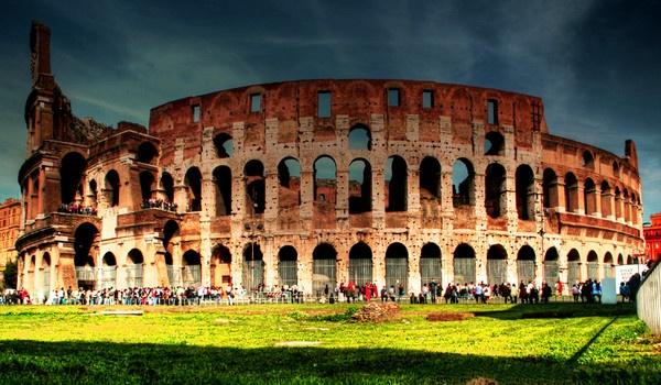 Rome by Beladd