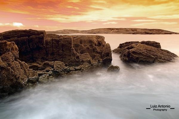 Setiba Beach - Guarapari, ES Brazil by luizdasilva