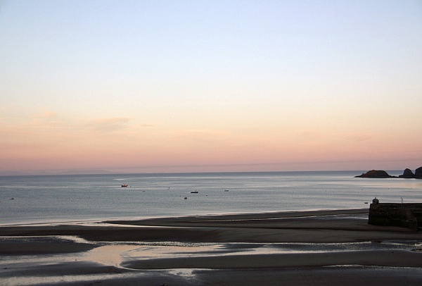 Evening Glow by Louise_Morris