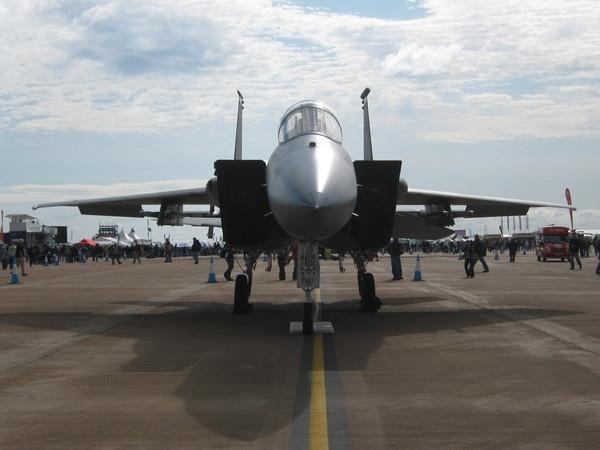 F-15 C, RIAT 2009 by mrfmilo