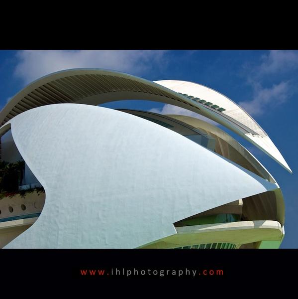 Ciudad de las Artes y las Ciencias, Valencia by ihlphotography