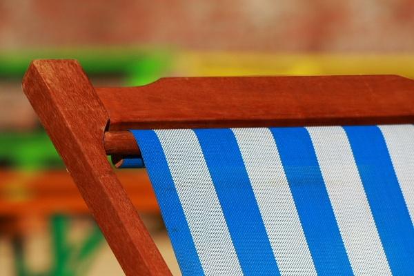 deck chair by johnflindt