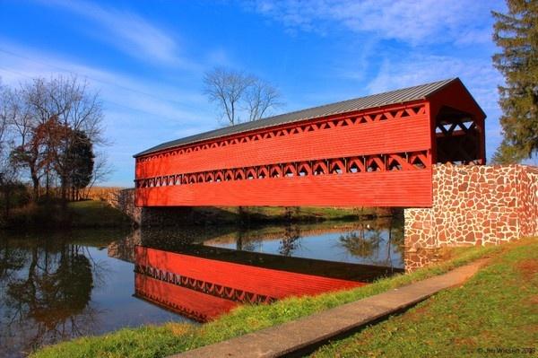 Sachs Bridge by 1Wizzard1