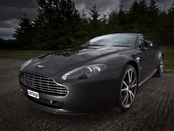 Aston Martin Vantage by fletchphoto