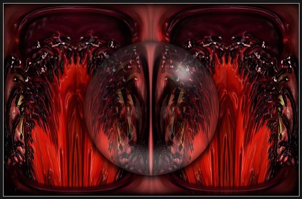 Poppy Warp by Morpyre