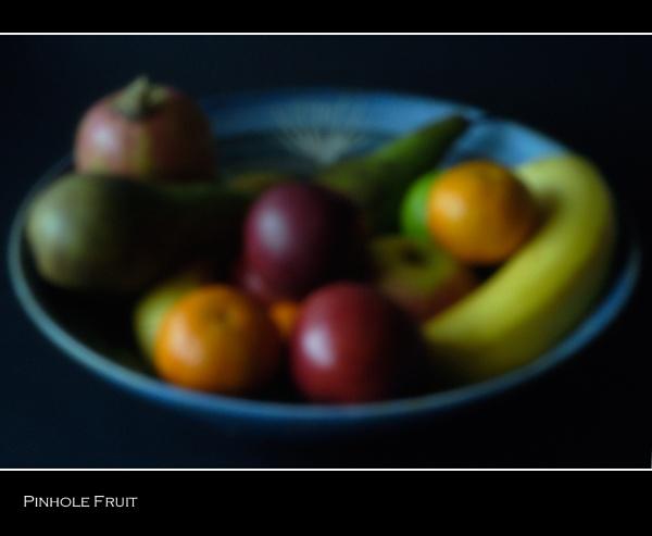Pinhole Fruit by DiegoDesigns