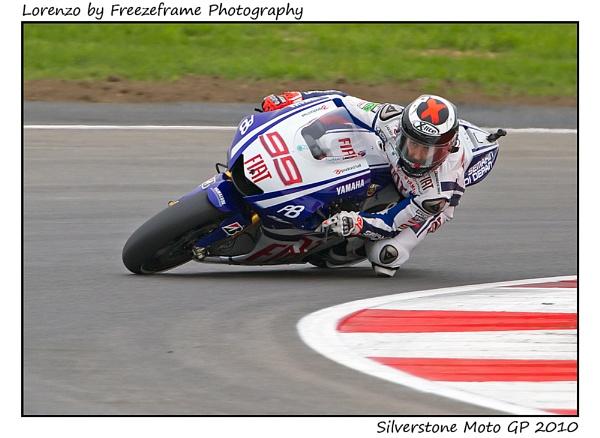 Moto GP by Freezeframe