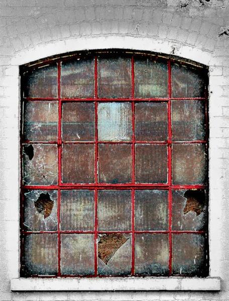 Broken Window II by Jacobite