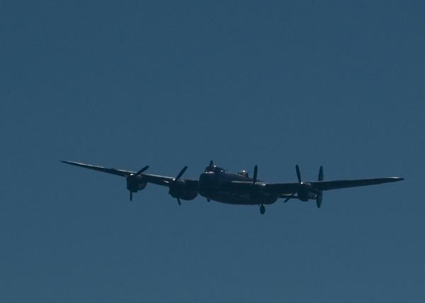 Avro Lancaster Mk. X by TimothyDMorton