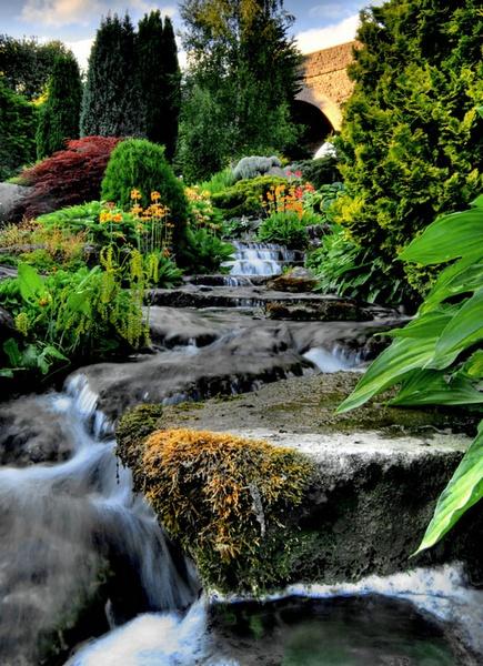Water Falls by paulraymondphotography