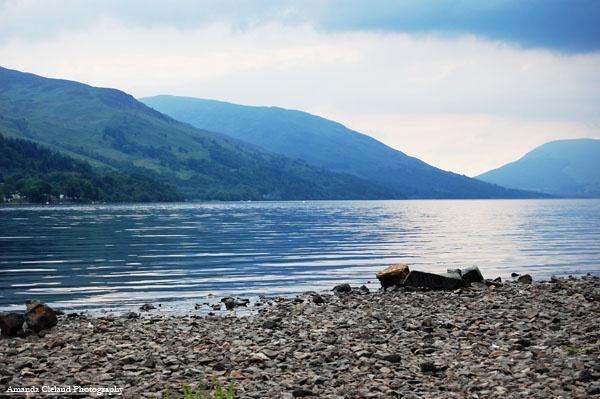 Loch Earn by AmandaCleland