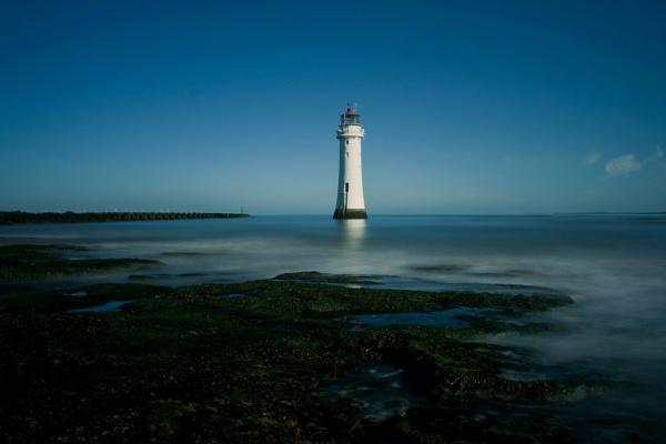 Perch Rock Lighthouse by Warriorpoet