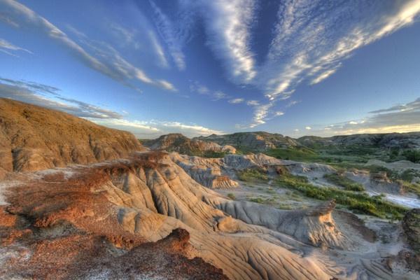 Dinosaur Provincial Park by soppygreatdane