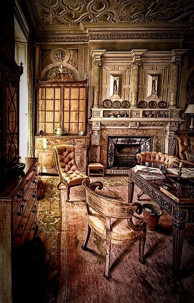 Scotney Mansion by clintnewsham