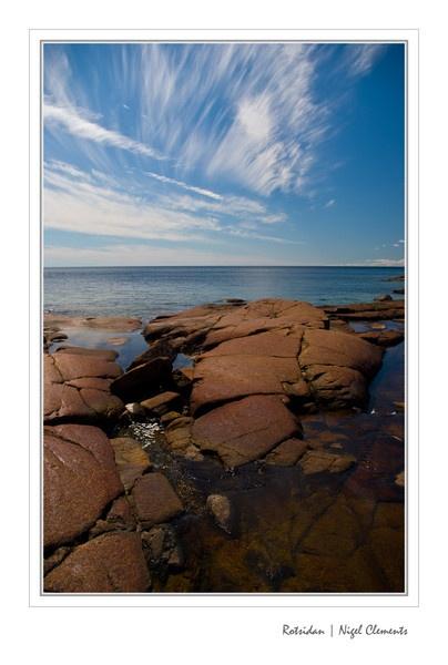 Rotsidan (Baltic Coast) by NigelClements