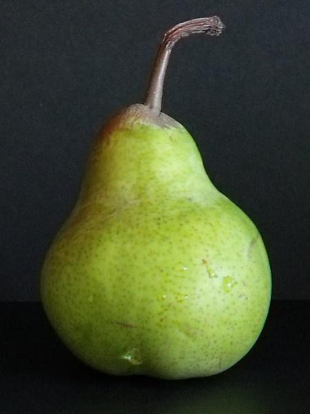 not so nice pear by kibp
