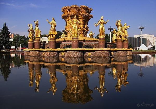 Reflection by Evgenya