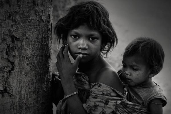Chandana & Munna by humansaibal