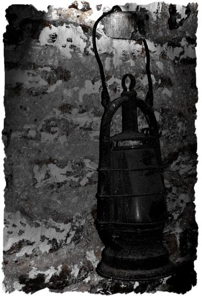 Oil Lamp by magicman