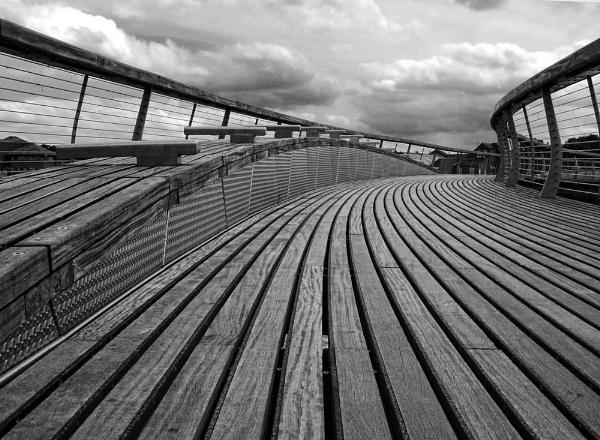 Castleford Bridge by Philo