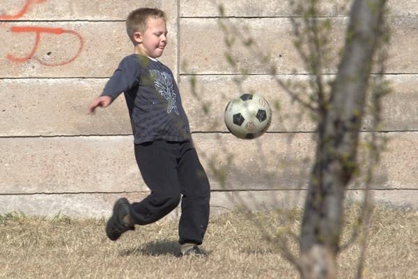 Soccer by Nici