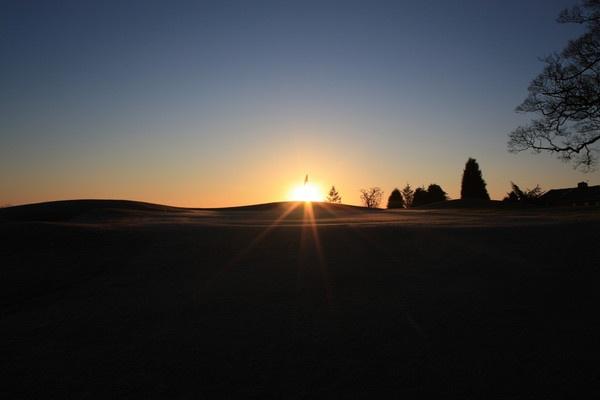 sunrise in colour by glenheg