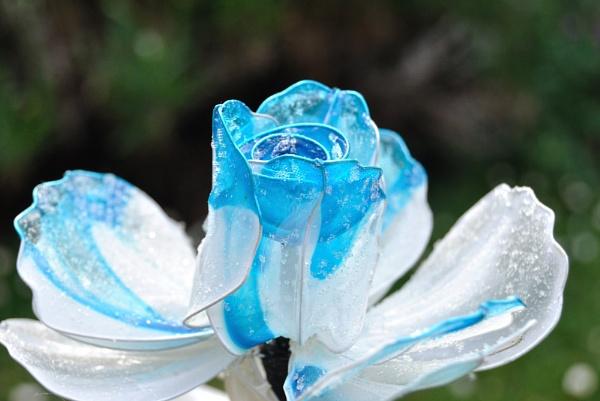 resin flower by kff
