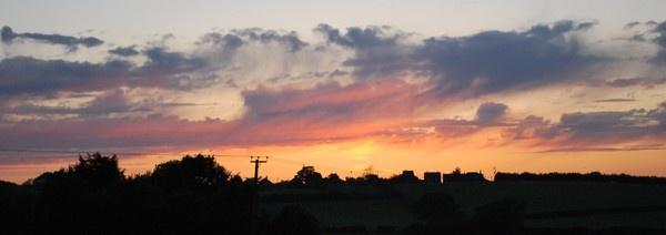Sun Set by mrfmilo