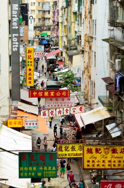 Back Streets of Hong Kong by Artful_Dodger