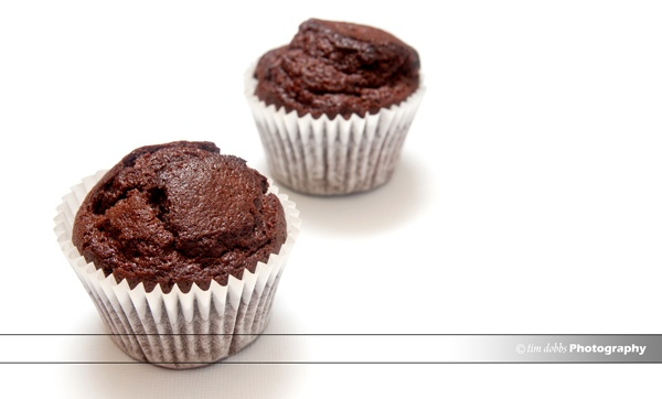 Chocolate Muffins by kerrang