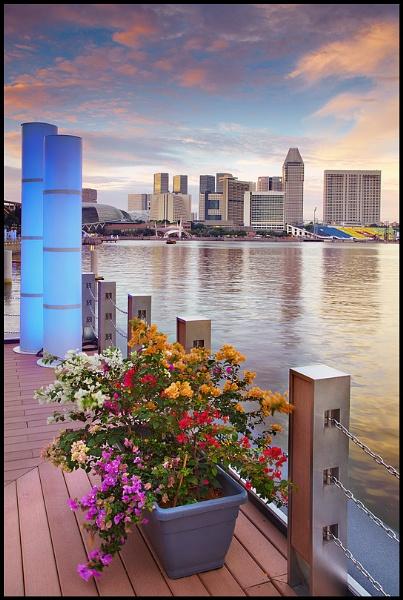 Singapore by IanFlindt