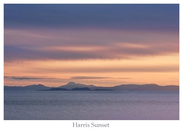 Harris Sunset by Sue_R