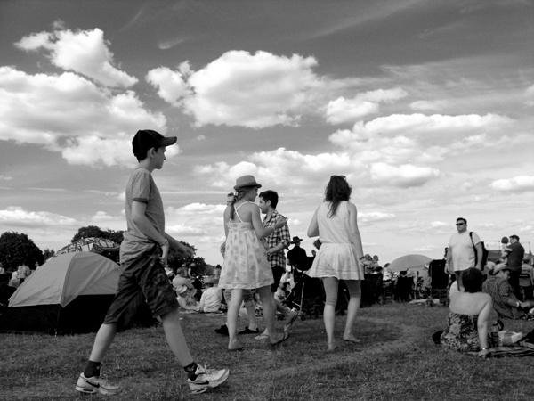 Hop Farm Festival by Artois