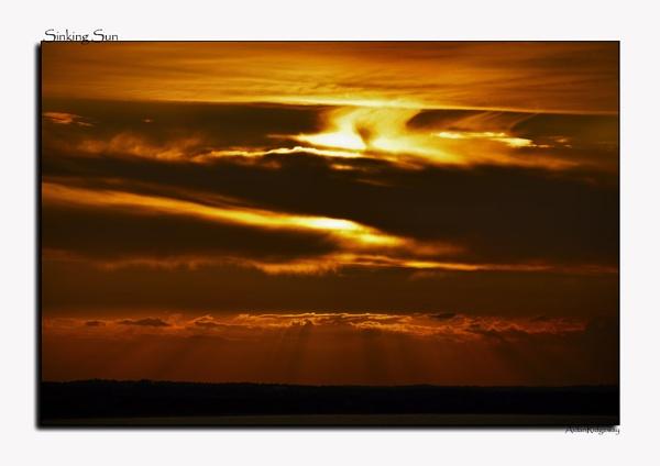 Sinking Sun, by Ridgeway