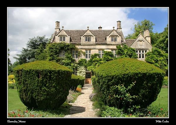 Barnsley House by oldgreyheron