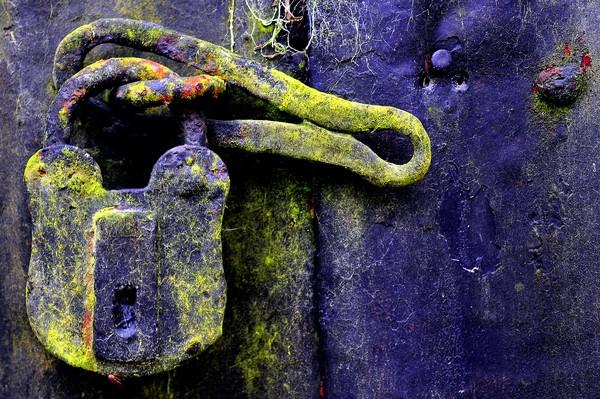 Old Lock by Kevstar