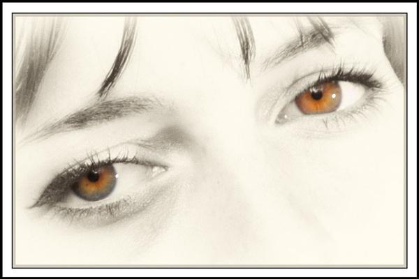 Eyes by badgerwil70
