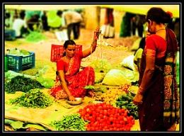 Vegetable Seller