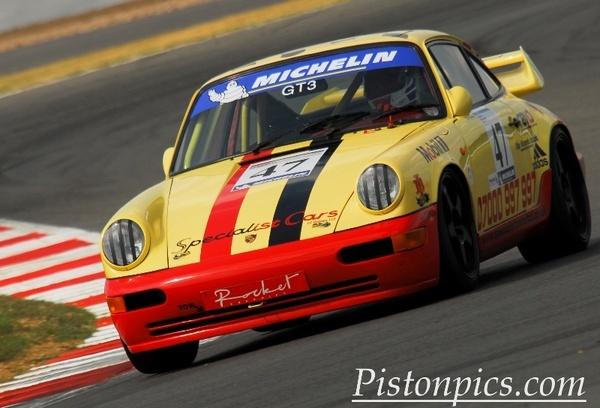 Lovely Porsche. by Wilmot