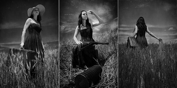 iron wife 2 by george_gradinaru