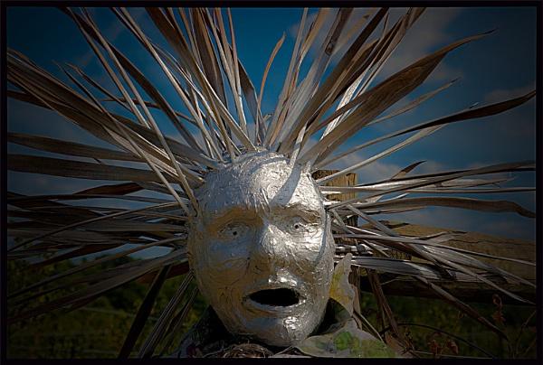 Scarecrow by JackAllTog