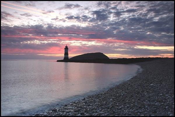 Sunrise at penmon by In-Focus-Imaging