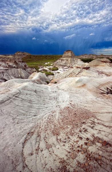 Stormy Badlands by soppygreatdane